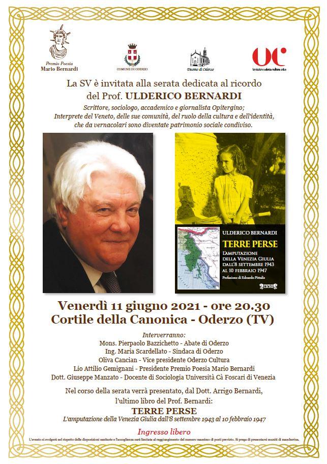 Venerdì 11 giugno nel cortile della Canonica alle...