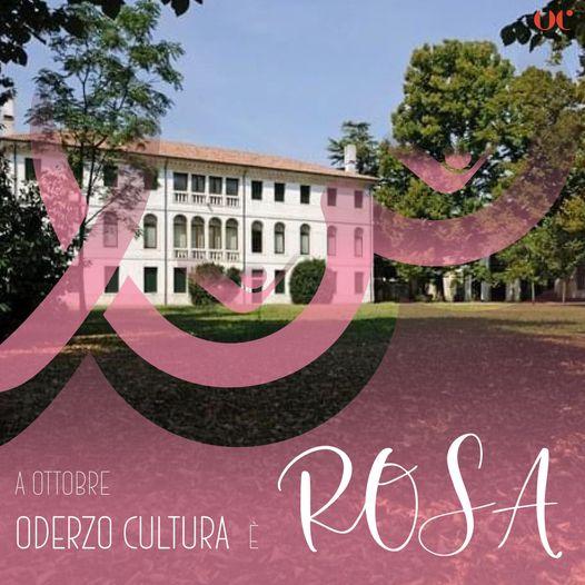 🌸 A ottobre Oderzo Cultura è rosa  dz...