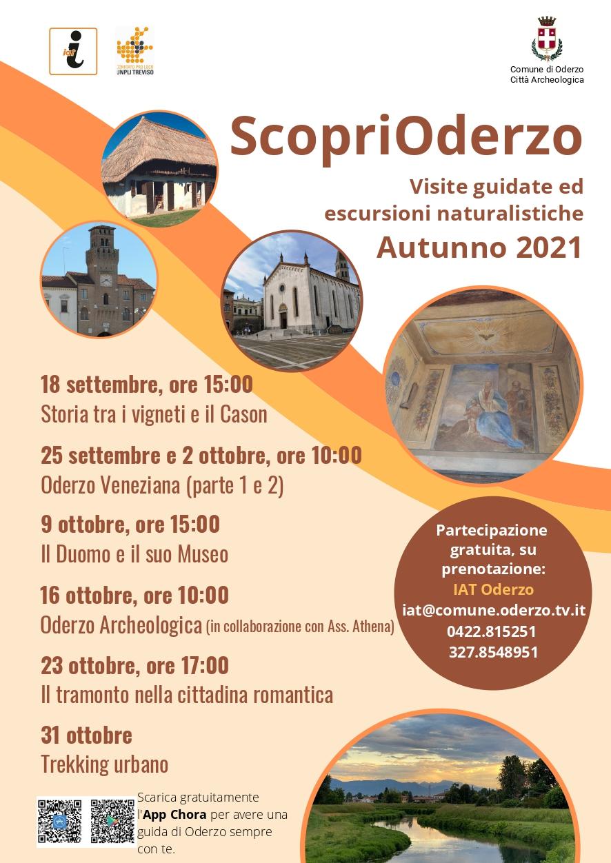 🚶 ScopriOderzo 🚶♂&#...