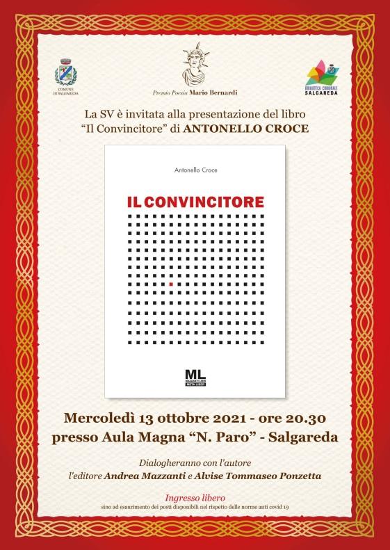 Il Premio di Poesia Mario Bernardi è stato istitu...